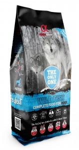 "WILD FISH ""The Only One"" 12kg sucha Alpha Spirit"